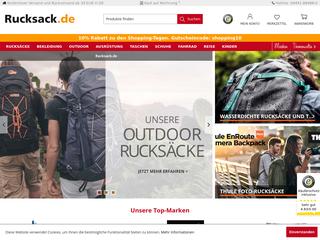 Rucksack.de besuchen