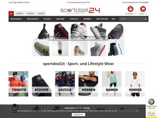Sportdeal24 besuchen