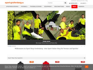 Sport Greifenberg besuchen
