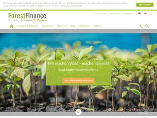 ForestFinance besuchen