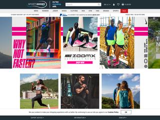 Sportsshoes.com besuchen