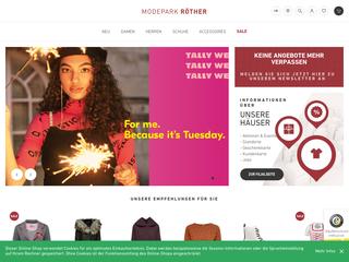 Modepark Röther besuchen