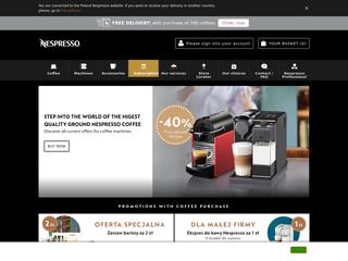 Nespresso besuchen