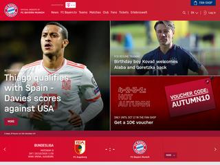 FC Bayern München Fan-Shop besuchen