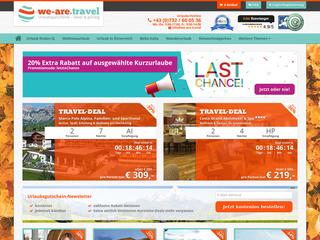 We-are.travel besuchen