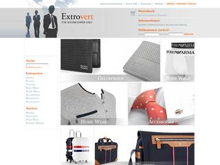 Extrovert besuchen