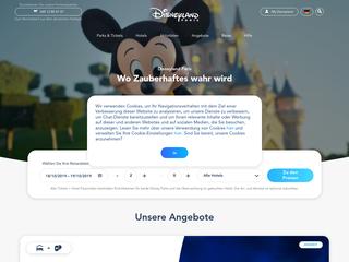 Disneyland Paris besuchen